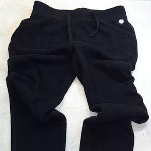 ❤ Xersion Black fleece pants